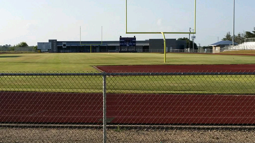 Shiner ISD Football Field